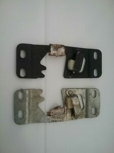 New Old Stock 1960's Chevy GMC Truck Side Front R/H & L/H Door Lock Strikers