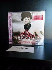 [Anna Tsuchiya] Crazy World (Edition Limitée CD+DVD) (Jpop) [NEUF//NEW]
