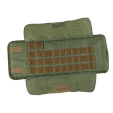 Fly Tying Tool Pouch Roll Up Fishing Accessory Bag Nylon Storage Bag Holder