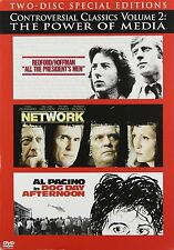 Controversial Classics, Vol. 2 - The Power of Media (All the President's Men / N