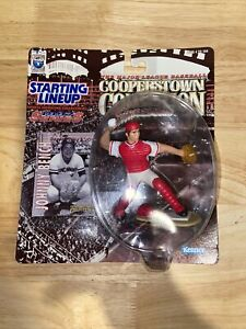 Starting Lineup Johnny Bench Cincinnati Reds Cooperstown Collection (rare