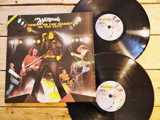 WHITESNAKE LIVE IN THE HEART OF THE CITY LP 33T VINYLE EX COVER EX ORIGINAL 1980