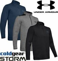 Under Armour 2019 Storm 1/4 Zip Pullover Water Repellent Stretch Golf Sweater