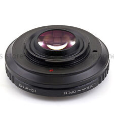 Speed Booster Focal Reducer Lens Adapter Suit For Canon FD Lens to M4/3 Camera