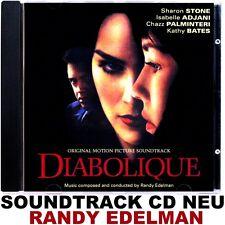 Diabolique - Randy Edelman - Soundtrack CD NEU