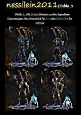 Diablo 3 RoS Ps4/Xbox One - Dämonenjäger - Alle 5 uralten Set's - UNMODDED