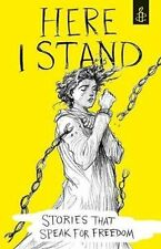 Here I Stand by Amnesty International UK | Hardcover Book | 9781406358384 | NEW
