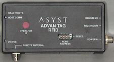 Asyst ATR-9000 AdvanTag RFID System Advan Tag PN: 9700-6584-01, ASM 54-125662A01