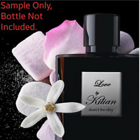 Kilian Perfumes, Kilian Love Don't Be Shy EDP in Travel Glass Spray Authentic