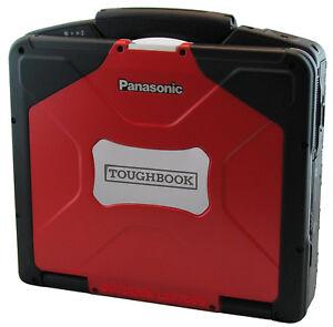 Red Fury Panasonic Toughbook CF-31 i5, 8GB, 1TB, TouchScreen, GPS, Fully Rugged