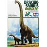 Brachiosaurus Diorama - Dinosaur Model Kit - Tamiya 60106