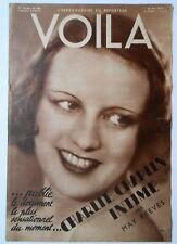 ►VOILA 166 /1934 -  MAY REEVES - CHARLIE CHAPLIN