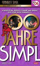 100 JAHRE SIMPL, Teil 6 (Alfred Böhm, Martin Flossmann, Erwin Steinhauer) OVP