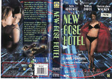 NEW ROSE HOTEL (1998) VHS