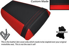 RED & BLACK CUSTOM FITS HONDA CBR 600 F 01-03 REAR SEAT COVER ONLY