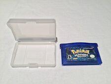 Pokemon: Sapphire Version (Nintendo GameBoy Advance) GBA Game Cartridge Nice!