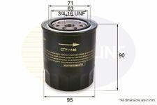 Oil Filter FOR TOYOTA CAMRY I 1.8 82->86 Saloon Diesel V1 1C-TL 1C-TLC Comline