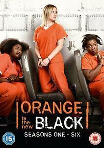 Orange Is The New Black The complete Series Season 1 2 3 4 5 6 DVD Box Set Neew