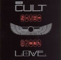 THE CULT - LOVE-REMASTERED  CD NEU