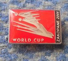 FIS WORLD CUP SKI FLYING JUMPING POLAND ZAKOPANE 2006 PIN BADGE