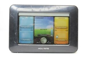 """ACURITE 02077M Color Weather Station, 0 to 99.99"""" Rain Fall - UNIT ONLY"""