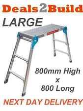 LARGE Folding Step Hop Up Work Bench Platform 150KG FREE NEXT DELIVERY