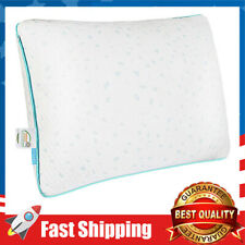 Shredded Gel Memory Foam Bed Pillows,Adjustable Height Cooling for Sleeping