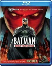 Batman Under The Red Hood 0883929099597 With Wade Williams Blu-ray Region a