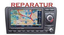 Reparación RNS-E rnse audi a3 a4 a6 RS TT navegación DVD/CD errores de lectura