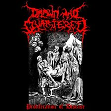 DRAWN AND QUARTERED - Proliferation of Disease (CD)