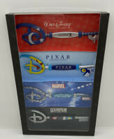 Disney Studios Collectible Key Set of 4 - Disney-Marvel-Pixar-Star Wars