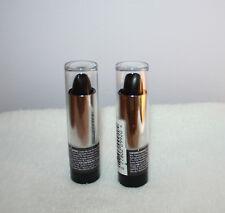 2 Goth Lipstick Lip Color Black Creme  Wet n Wild Fantasy Makers  Gothic Glam