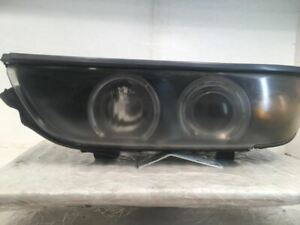 Driver Headlight With Xenon HID Without Clear Lens Fits 01-03 BMW 525i 1021112