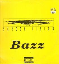 Bazz – Screen Vision - DiKi Records – DIKI 48.12.19 - Belgio 1990