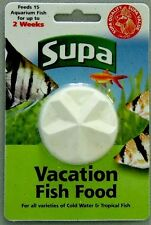 Supa Vacation Food For Tropical And Cold water Fish