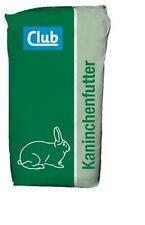 Club Kaninchenfutter Plus 25 kg Hasenfutter mit Kräuterkomposition