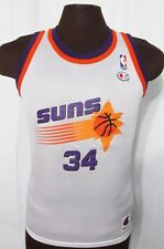 vintage CHARLES BARKLEY PHOENIX SUNS CHAMPION BASKETBALL JERSEY 90s shirt XS/S