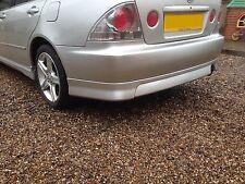 Lexus IS200/300 TRD Rear Bumper Valance/Splitter/Spoiler 1999-2005 -  Brand New!