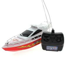 Child Mini Remote Control Boat Speed Electric Toy Model Ship Sailing Game Gift