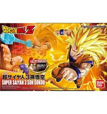 Bandai FIGURE-RISE DRAGON BALL Z Saiyan 3 Son Goku Maquette Model Kit