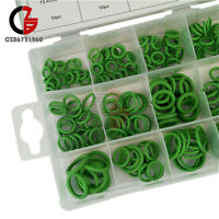 270PC 18 Sizes Rubber O-Ring Air Conditioning Seal Washer Assortment Kit For Car