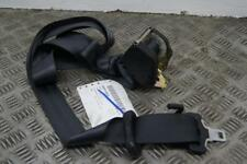 Renault Clio Mk2 2001 - 2008 Black Centre Rear Seat Belt