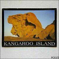 Kangaroo Island Remarkable Rocks Granite Flinders Chase NP Postcard (P615)