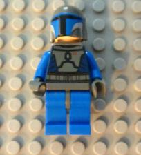 Lego® Figur Mandalorian Star Wars Minifigs Minifiguren inkl Blaster (L077)