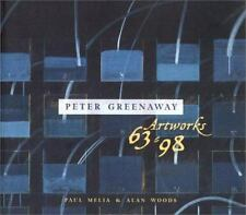 Peter Greenaway: Artworks 63-98 Paul Melia, Alan Woods, Peter Greenaway Paperba