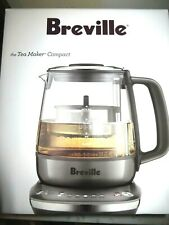 Breville BTM700SHY The Tea Maker Electric Kettle Compact
