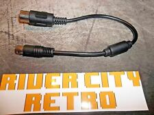 Sega Genesis 32X Model 1 Link Cable Connector Patch Cord BRAND NEW USA !