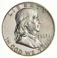 1962-D Franklin Half Dollar Brilliant Uncirculated - BU