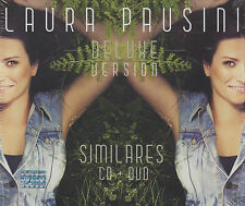 CD/DVD - Laura Pausini NEW Deluxe Version Similares FAST SHIPPING !