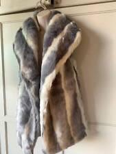 Soft Surroundings Faux Fur Vest-  NWT - Size M,L,